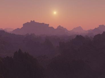 Rocky_sunrise