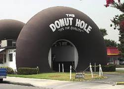 Donuthole