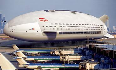 Luxuryblimp